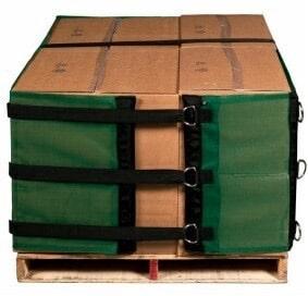 Pallet Wrapper-ผ้าใบรัดพาเลท