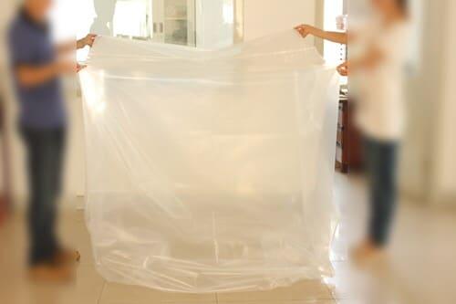 ถุงมุ้งพลาสติก